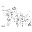 Электромотор для мойки высокого давления Bosch AQUATAK 160 PRO X (арт. F016F03586)