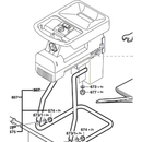 Сборная емкость Bosch (арт. 2609006904)