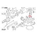 Кольцо уплотнительное для минимойки (арт. F016L72131)