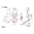 Комплект подшипника для мойки высокого давления Bosch AQT 45-14 X (арт. F016F04646)