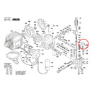 Манометр для минимойки (арт. F016L72045)