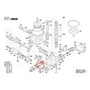 Золотник клапана для минимойки (арт. F016L72221)