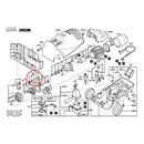 Уплотнение для минимойки AQUATAK 1200 PLUS (арт. F016F03324)