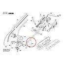 Штанга для электрокосы Bosch ART 37 (арт. F016F04239)