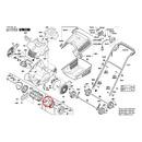 Стяжной штифт для аэратора Bosch AVR 1100 (арт. F016L66389)