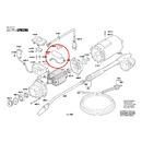 Конденсатор для минимойки (арт. F016L72178)