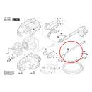 Струйная труба для минимойки (арт. F016L72098)