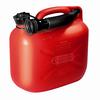 Канистра топливная 5-литров КРАСНАЯ (арт. O42-970)