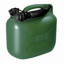 Канистра топливная 5-литров ЗЕЛЕНАЯ (арт. O42-971)