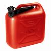 Канистра топливная 10-литров КРАСНАЯ (арт. O42-973)