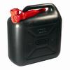 Канистра топливная 10-литров ЧЕРНАЯ (арт. O42-974)