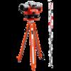 Геодезический комплект нивелир Spektra 32х + рейка 3м + штатив GEO S6-2, 2-3-049 (Выгодный комплект!)
