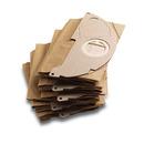 Бумажные фильтр-мешки Karcher для WD 2 (5 шт.) (6.904-322.0)