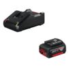 Зарядное устройство GAL 18V-40 Professional и аккумулятор GBA 18 В 4 Ач Bosch 1600A01B9Y