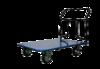 Тележка платформенная 4-х колесная Стелла КП-500 (800х1200) 200-K