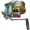 Лебедка барабаная с канатом 15м, d=4.8мм WH12-15  0,55т