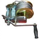 Лебедка барабанная Стелла-техник WH16-20 грузоподъемность 700кг, канат 20м