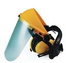 Маска защитная (плекс) с наушниками Unisaw Professional Quality (SPRO-19627)