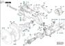 1619P04474 Статор дисковой пилы Bosch
