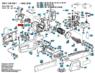 1607014129 Щётки угольные Bosch для GKS 65