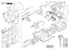 1619PA1479 Плита для сабельной пилы Bosch GSA 1100 E