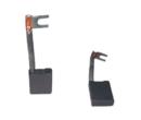 3604321034 Щётки угольные Bosch для GBM 32-4 и GRW 18-2 E