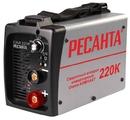Сварочный аппарат инверторный САИ220К(компакт) Ресанта