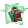 Лазерный нивелир CONDTROL Omniliner 3D G, 1-2-153 (плотная сумка, аккумулятор, зарядное устройство) степень защиты IP 65 (ЗЕЛЕНЫЙ ЛАЗЕР)