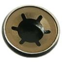 Рифленая шайба Ø8 мм для газонокосилки Bosch Rotak (арт. F016T48990)
