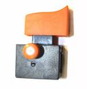 Выключатель (163) Бочонок малый с толстым фиксатором широкой клавишей