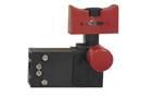 Выключатель (221) для перфоратор-лобзик  с толстым фиксатором и рег. обор.