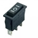 Переключатель (361) KCD3-101/D нейтраль (черный, красный, синий, желтый, зеленый)