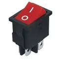 Переключатель (362) KCD1-104/4P без подсветки