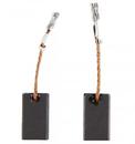 Щетки угольные для БОШ А77 10-125, 14-125 Высокое качество 5х10х16 (536А) (2шт.)