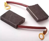 Щетки угольные для ГРЕАПО - 2400Вт 5,5х16х22 поводок изоляция флажок (2шт.)
