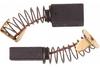 Щетки угольные для МАКИТА -105 6х10х14,5 пружина пятак-уши