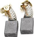 Щетки угольные МАКИТА СВ-155 - оригинальные (181048-2)