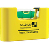 STABILA Уровень тип Pocket Magnetic (1гориз., точн. 1мм/м) (арт. 17774)