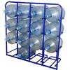 Стеллаж для бутылей с водой 1240х1200х380 (16шт) СВД 16 Rusklad