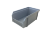 Пластиковый ящик Стелла V-1 литр, серый, 171х102х75 мм