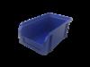 Пластиковый ящик Стелла V-1 литр, синий, 171х102х75 мм