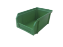 Пластиковый ящик Стелла V-1 литр, зеленый, 171х102х75 мм