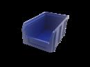 Пластиковый ящик Стелла V-2 3,8 литр, синий 234х149х121 мм