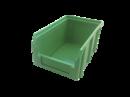 Пластиковый ящик Стелла V-2 3,8 литр, зеленый 234х149х121 мм