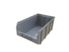 Пластиковый ящик Стелла V-3 9,4 литр, серый 341х207х143мм
