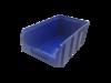 Пластиковый ящик Стелла V-3 9,4 литр, синий 341х207х143мм