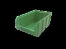 Пластиковый ящик Стелла V-3 9,4 литр, зеленый 341х207х143мм