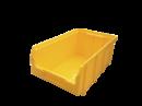 Пластиковый ящик Стелла V-3 9,4 литр, желтый 341х207х143мм