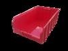 Пластиковый ящик Стелла V-4, красный 502х305х184